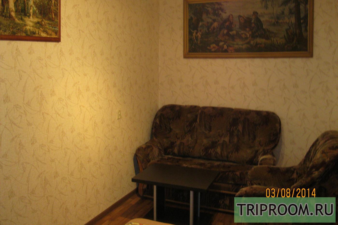 1-комнатная квартира посуточно (вариант № 7619), ул. Ангарская улица, фото № 2