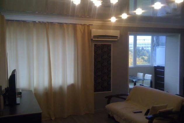 1-комнатная квартира посуточно (вариант № 2979), ул. Орджоникидзе улица, фото № 7