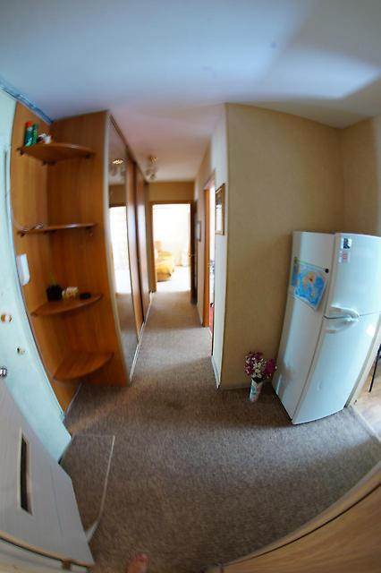 2-комнатная квартира посуточно (вариант № 2433), ул. Герасимова улица, фото № 3