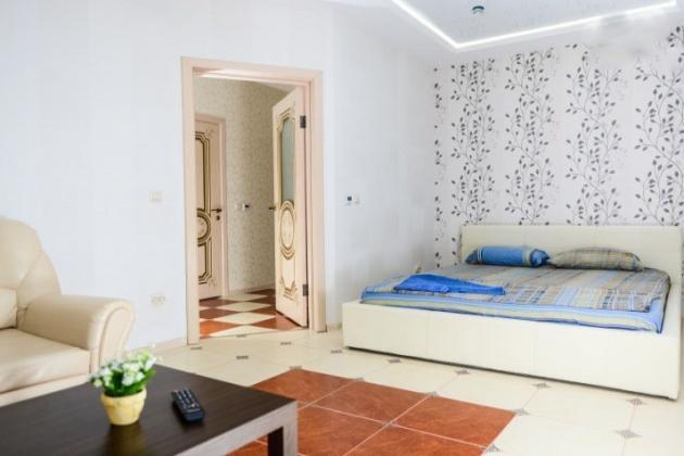 1-комнатная квартира посуточно (вариант № 3792), ул. Первомайская улица, фото № 2
