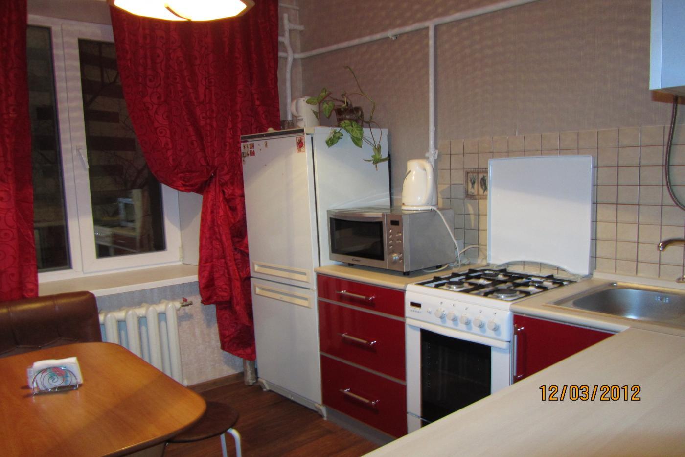 2-комнатная квартира посуточно (вариант № 2960), ул. Плехановская улица, фото № 8