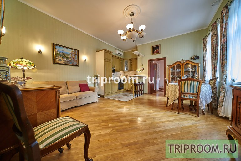 2-комнатная квартира посуточно (вариант № 15097), ул. Реки Мойки набережная, фото № 5