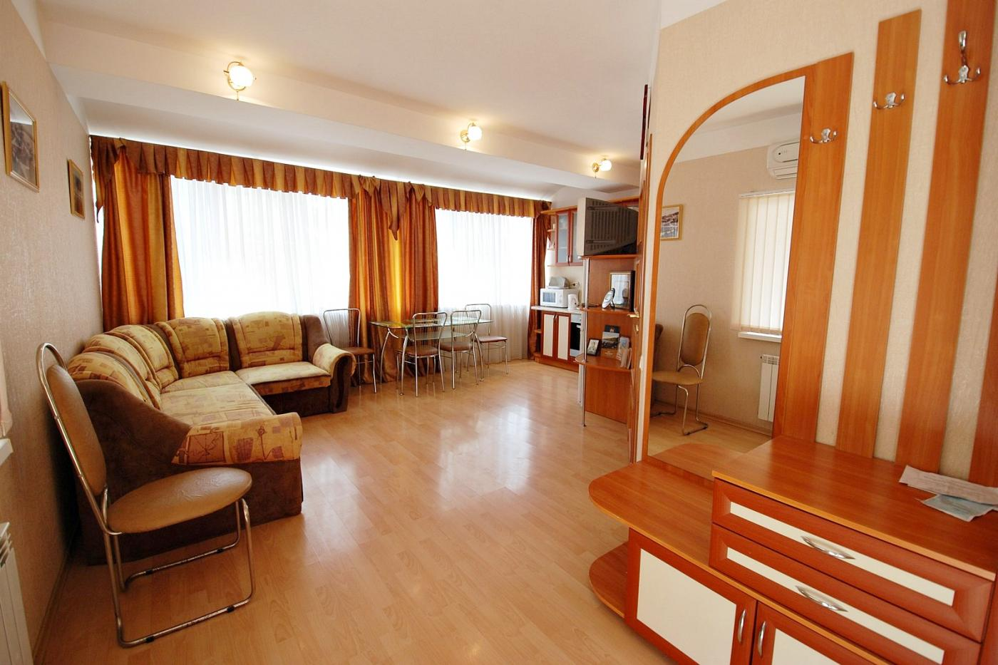 2-комнатный Коттедж посуточно (вариант № 1188), ул. Щербака улица, фото № 3