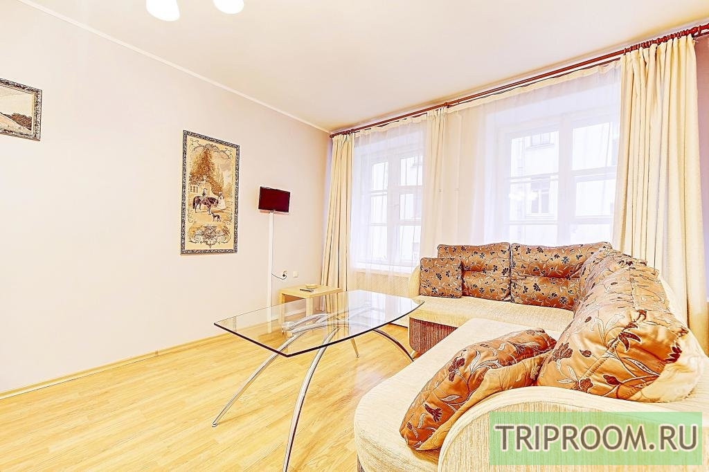 2-комнатная квартира посуточно (вариант № 70092), ул. улица Смоленская, фото № 17