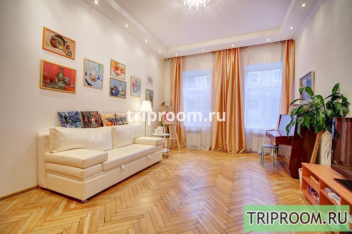 2-комнатная квартира посуточно (вариант № 15426), ул. Лиговский проспект, фото № 1
