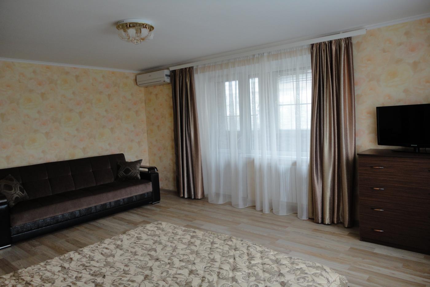 1-комнатная квартира посуточно (вариант № 626), ул. Героев Бреста улица, фото № 6