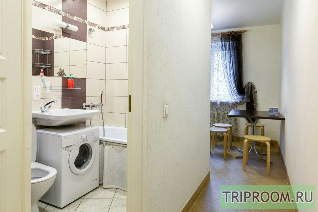 2-комнатная квартира посуточно (вариант № 4277), ул. Плехановская улица, фото № 4