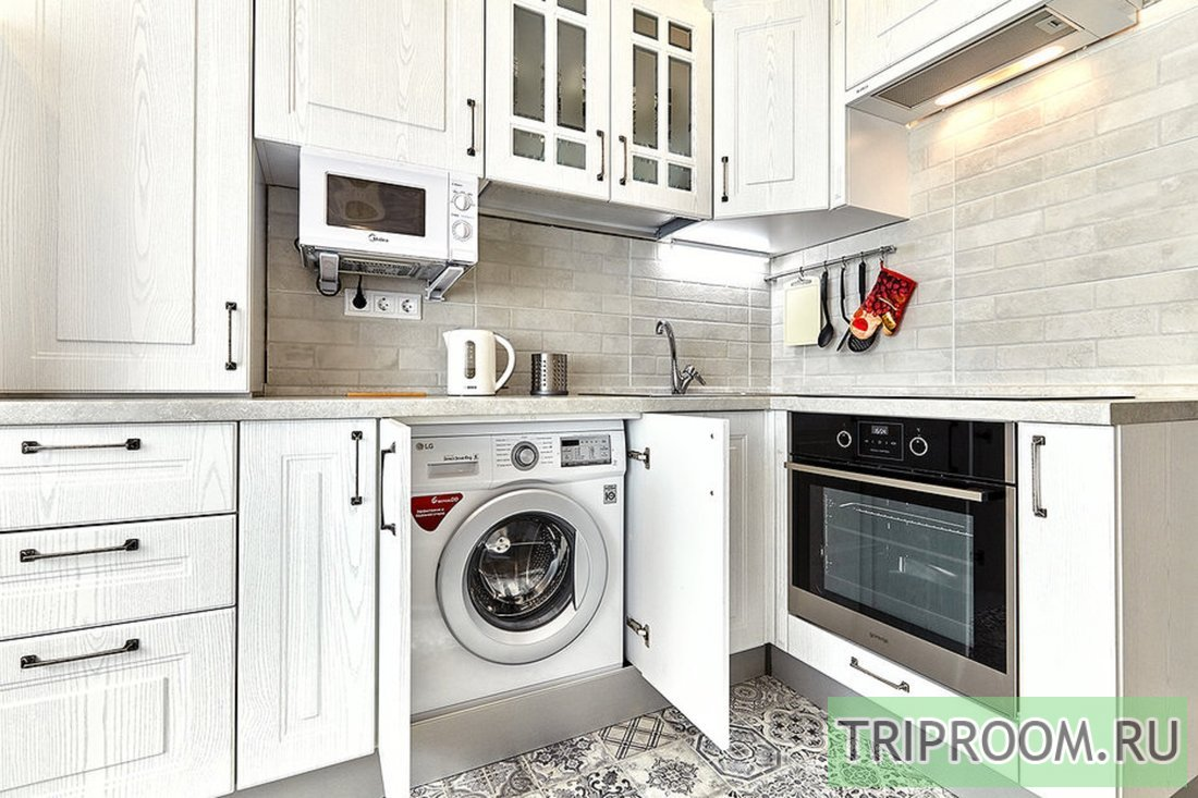 1-комнатная квартира посуточно (вариант № 55743), ул. Кореновская улица, фото № 10