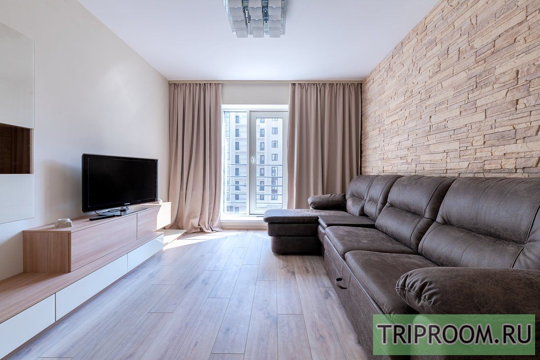 3-комнатная квартира посуточно (вариант № 65036), ул. Приморский проспект, фото № 3