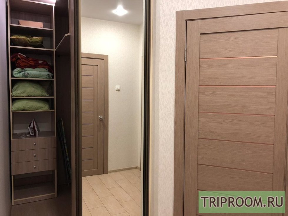 1-комнатная квартира посуточно (вариант № 59867), ул. Сарабеева, фото № 9