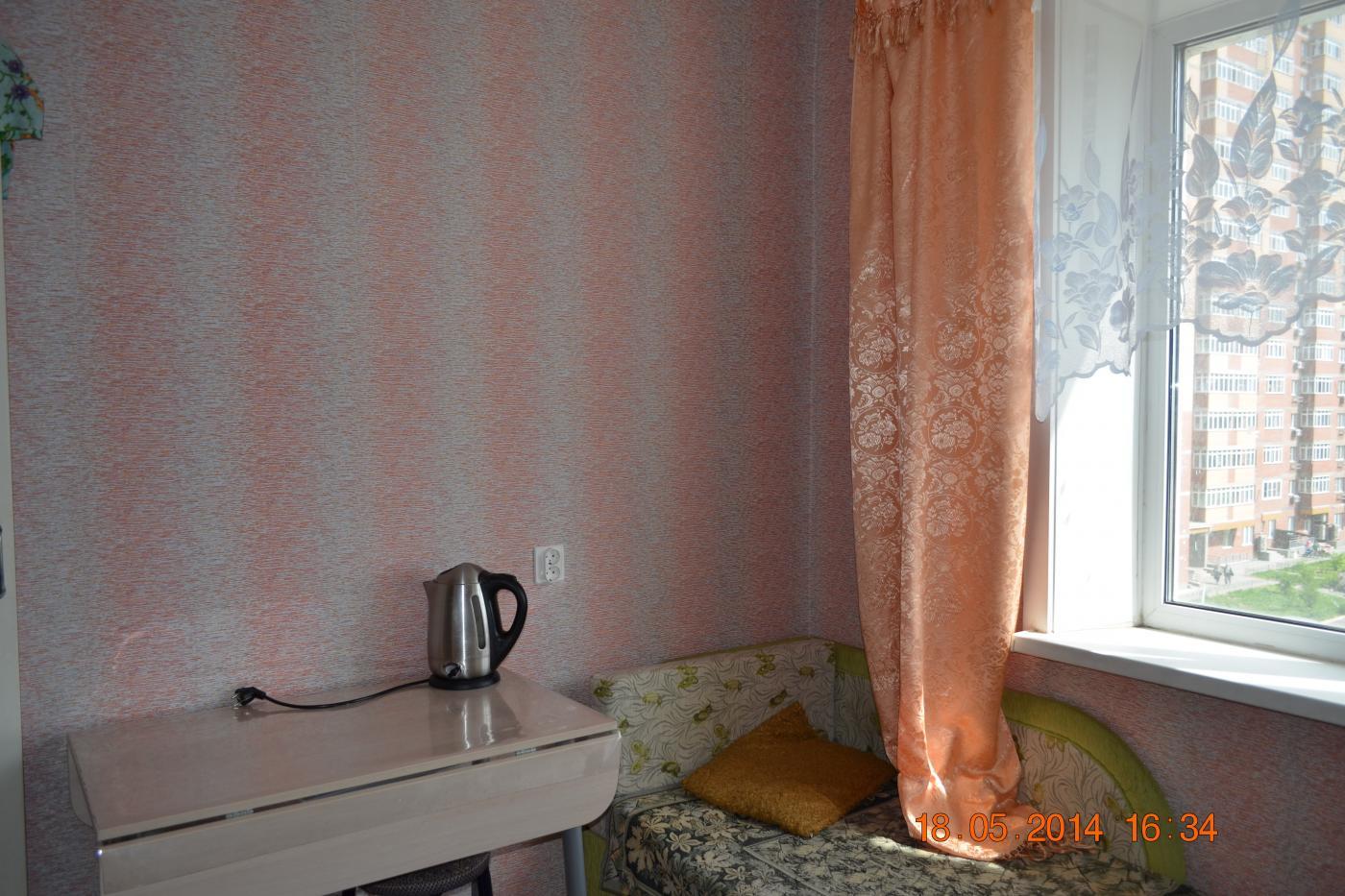 1-комнатная квартира посуточно (вариант № 1498), ул. Краснореченская улица, фото № 4