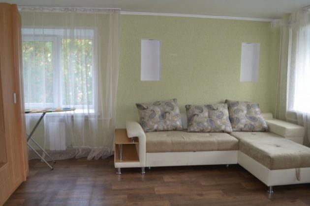 1-комнатная квартира посуточно (вариант № 4142), ул. Дружбы улица, фото № 3