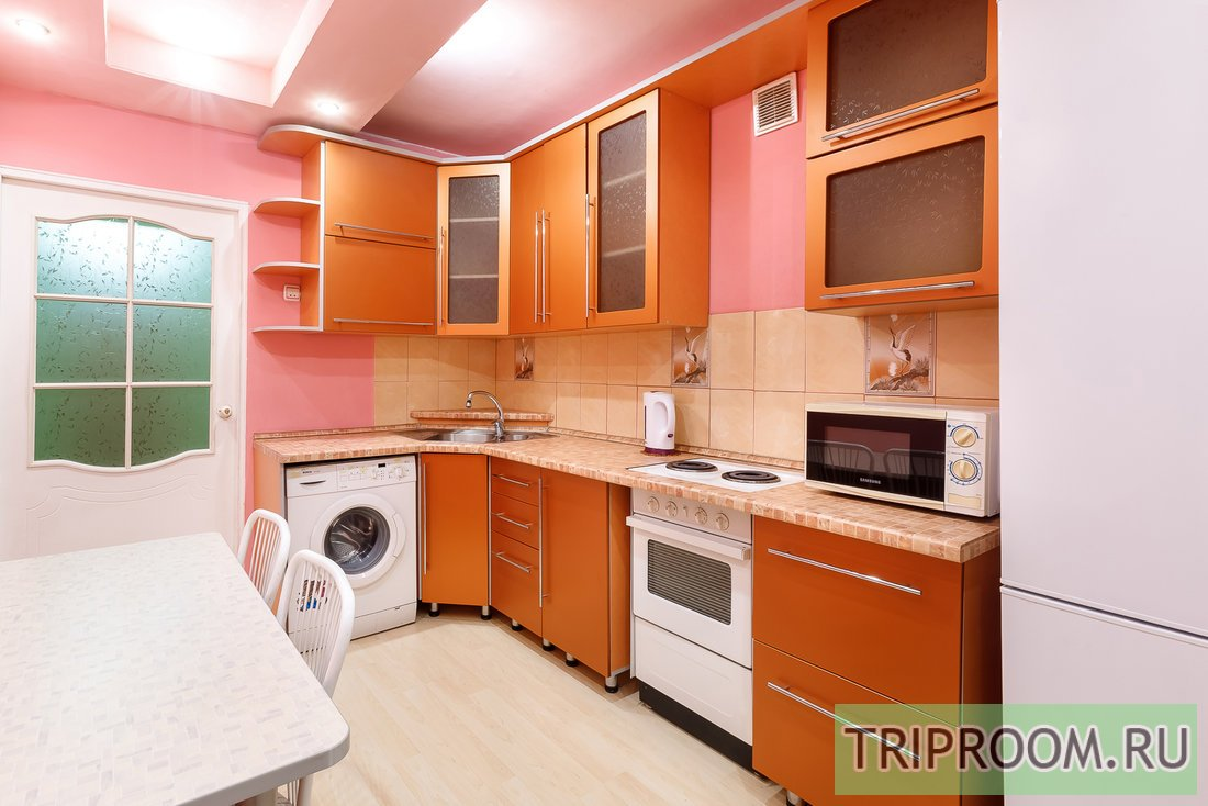 1-комнатная квартира посуточно (вариант № 11010), ул. Тихий переулок, фото № 6