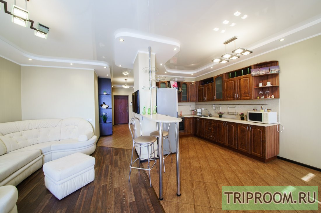 1-комнатная квартира посуточно (вариант № 59657), ул. Соколовая улица, фото № 8