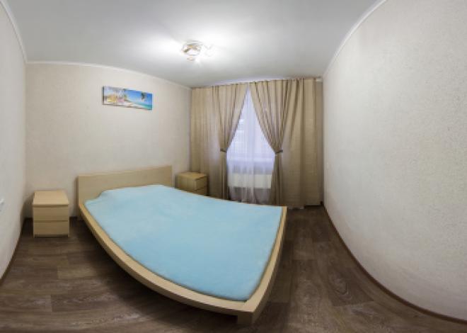 3-комнатная квартира посуточно (вариант № 80), ул. Ломоносова улица, фото № 5