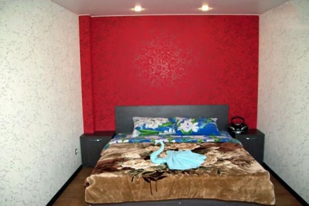 1-комнатная квартира посуточно (вариант № 3696), ул. Рахова улица, фото № 4