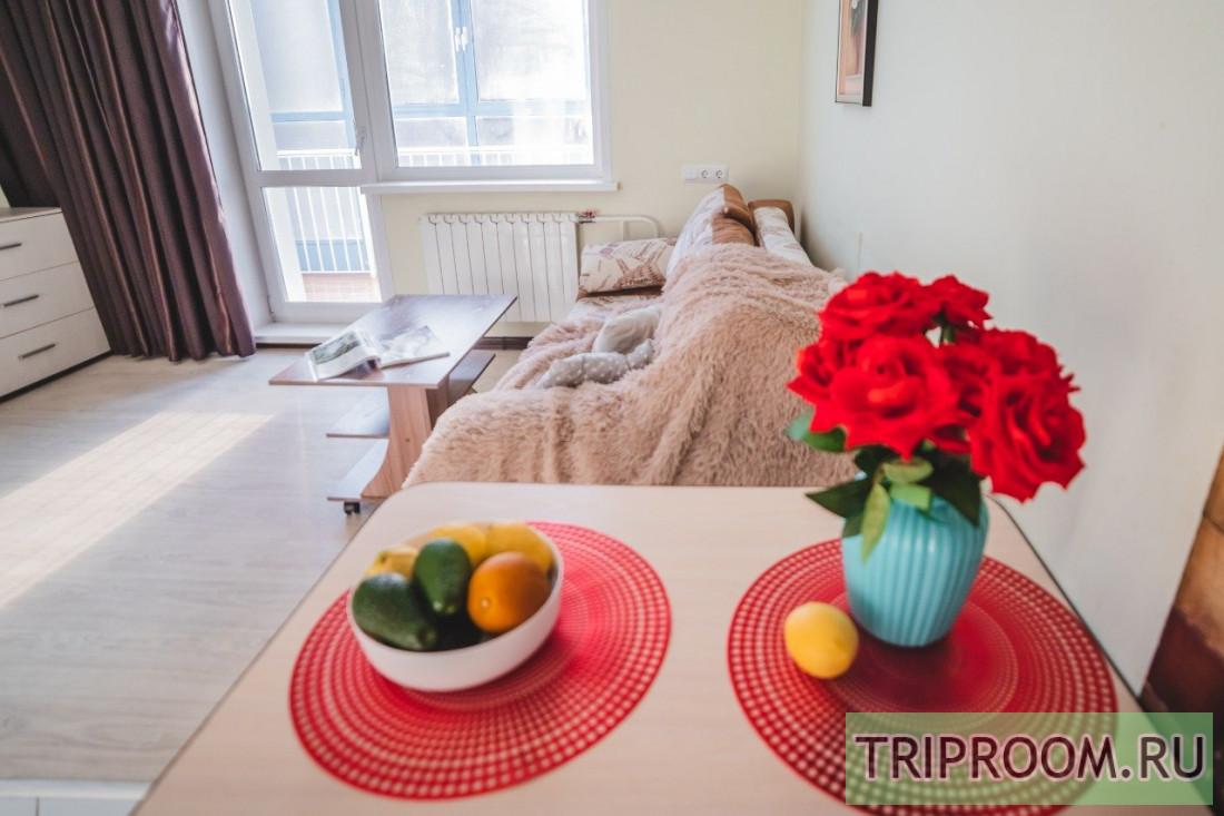 1-комнатная квартира посуточно (вариант № 43807), ул. Карамзина улица, фото № 1