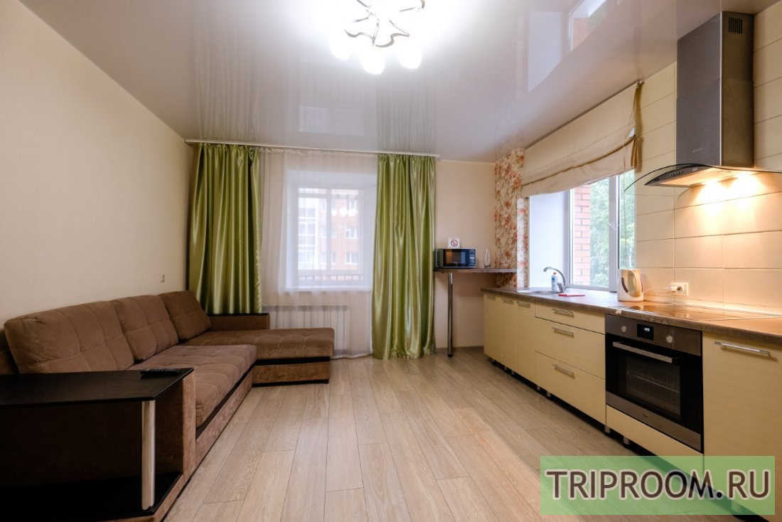 1-комнатная квартира посуточно (вариант № 59191), ул. Максима Горького улица, фото № 3