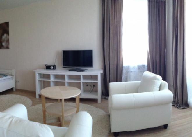 1-комнатная квартира посуточно (вариант № 64), ул. Мавлютова улица, фото № 7