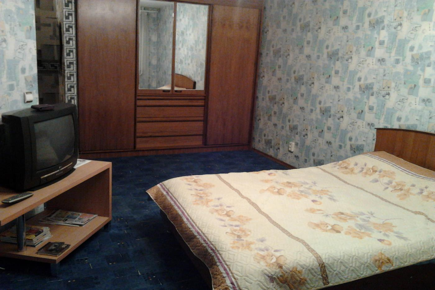 1-комнатная квартира посуточно (вариант № 3445), ул. Невская улица, фото № 2