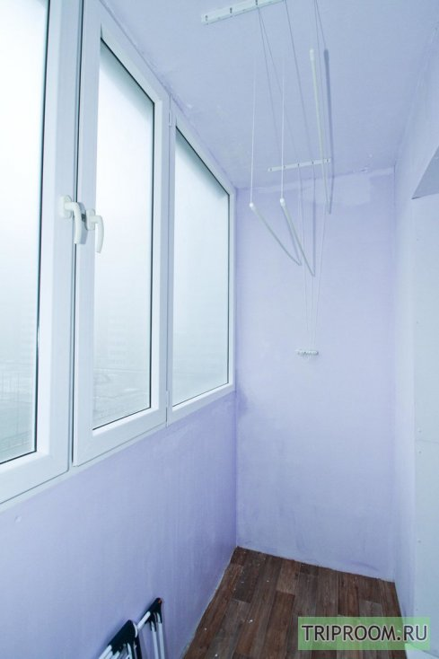 1-комнатная квартира посуточно (вариант № 61014), ул. тюменский тракт, фото № 9