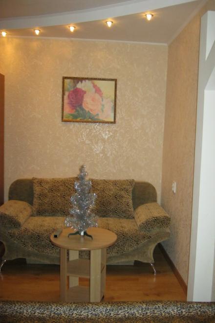 1-комнатная квартира посуточно (вариант № 1545), ул. Гоголя улица, фото № 7