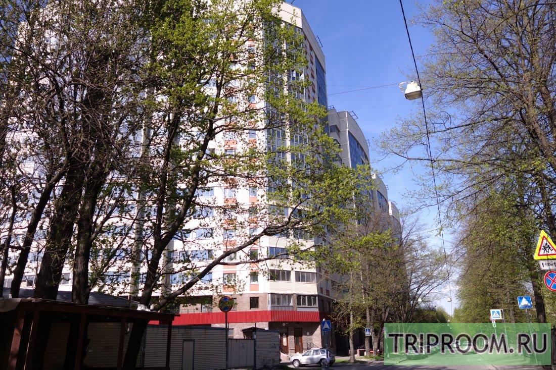 2-комнатная квартира посуточно (вариант № 54949), ул. Александра Матросова улица, фото № 21
