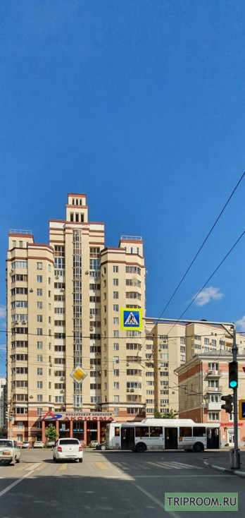 1-комнатная квартира посуточно (вариант № 50851), ул. Воронеж, Проспект Революции, фото № 21