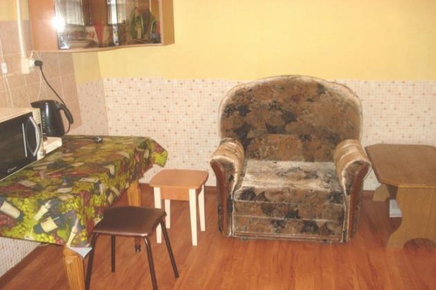 1-комнатная квартира посуточно (вариант № 3799), ул. Куратова улица, фото № 2
