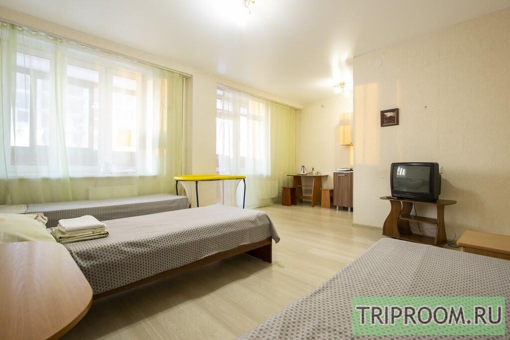 1-комнатная квартира посуточно (вариант № 43235), ул. Взлётная улица, фото № 1