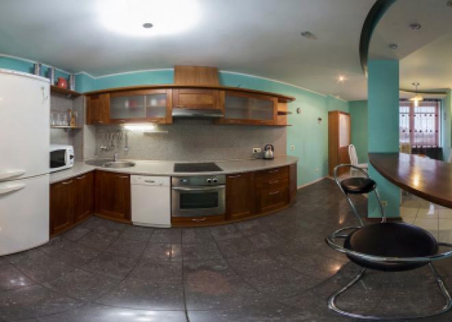 2-комнатная квартира посуточно (вариант № 79), ул. Перенсона улица, фото № 2