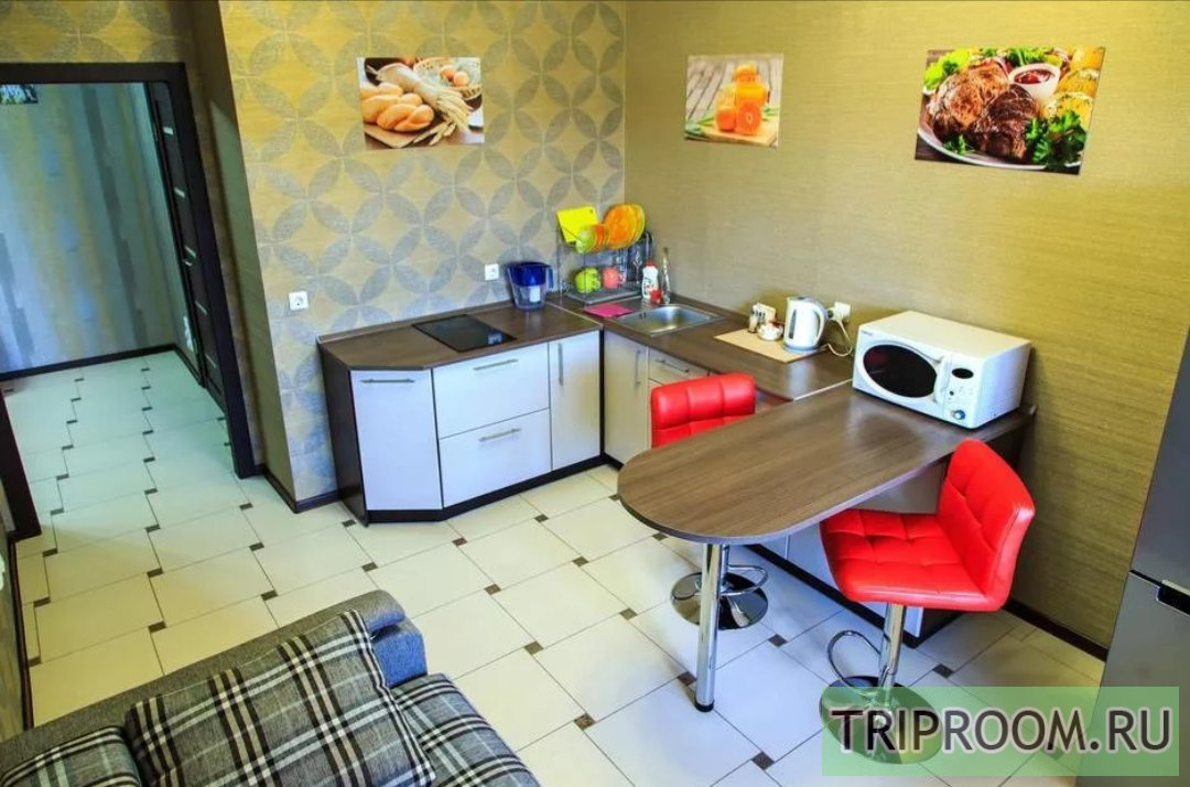 2-комнатная квартира посуточно (вариант № 53682), ул. Трудовая улица, фото № 3