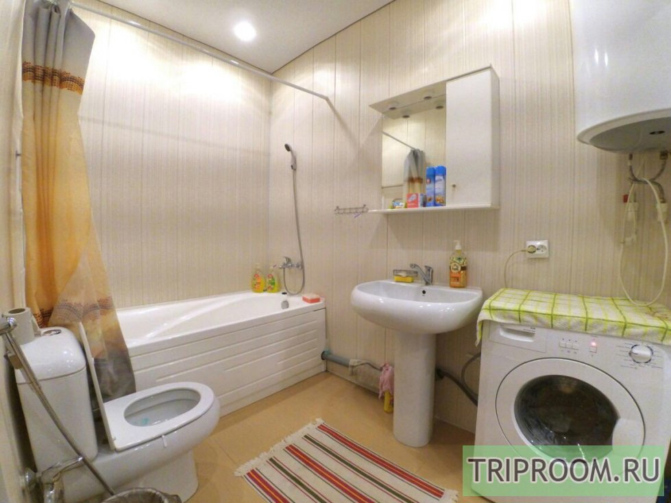 1-комнатная квартира посуточно (вариант № 49617), ул. Юлиуса Фучика улица, фото № 9
