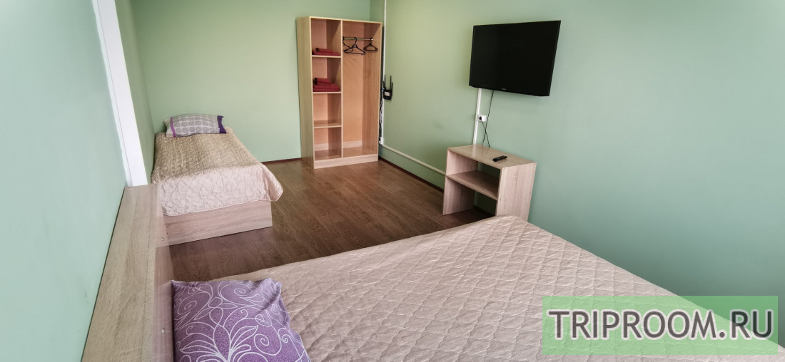 1-комнатная квартира посуточно (вариант № 4318), ул. Байкальская  улица, фото № 14