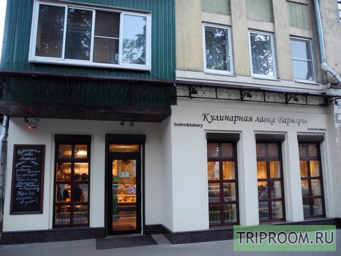 1-комнатная квартира посуточно (вариант № 3873), ул. Никитинская улица, фото № 16