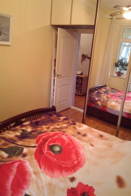 2-комнатная квартира посуточно (вариант № 2369), ул. Ленина улица, фото № 7