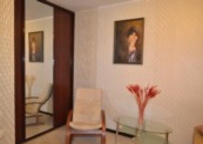 1-комнатная квартира посуточно (вариант № 154), ул. Учебная улица, фото № 3