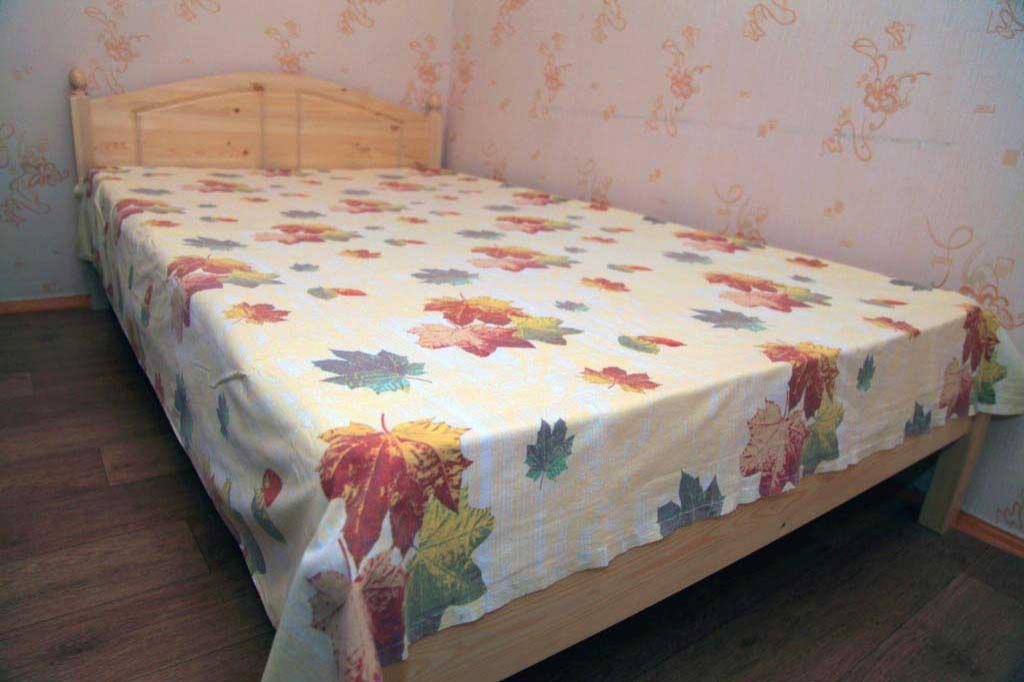 1-комнатная квартира посуточно (вариант № 3858), ул. Кольцовская улица, фото № 9