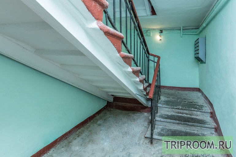 1-комнатная квартира посуточно (вариант № 36384), ул. 1-я Красноармейская улица, фото № 38