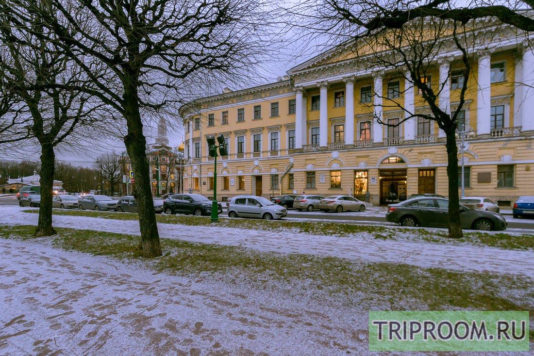 3-комнатная квартира посуточно (вариант № 60977), ул. наб. р. Мойки, фото № 21