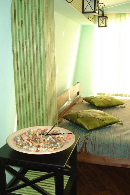 2-комнатная квартира посуточно (вариант № 858), ул. Кастрополь, ул. Кипарисная улица, фото № 10