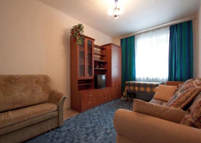2-комнатная квартира посуточно (вариант № 159), ул. Московский тракт, фото № 2