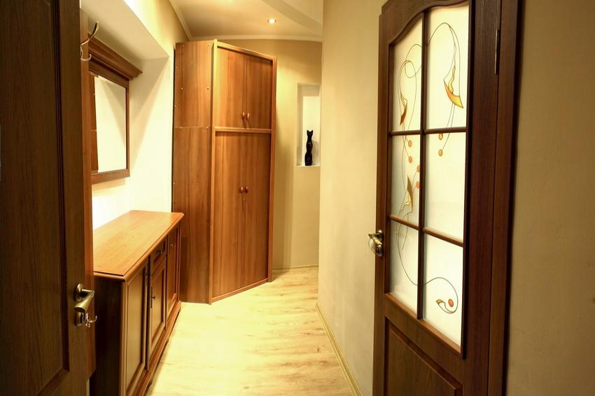 1-комнатная квартира посуточно (вариант № 610), ул. Советская улица, фото № 6