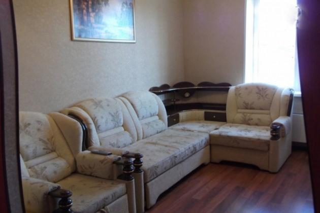 1-комнатная квартира посуточно (вариант № 3466), ул. Мира улица, фото № 2