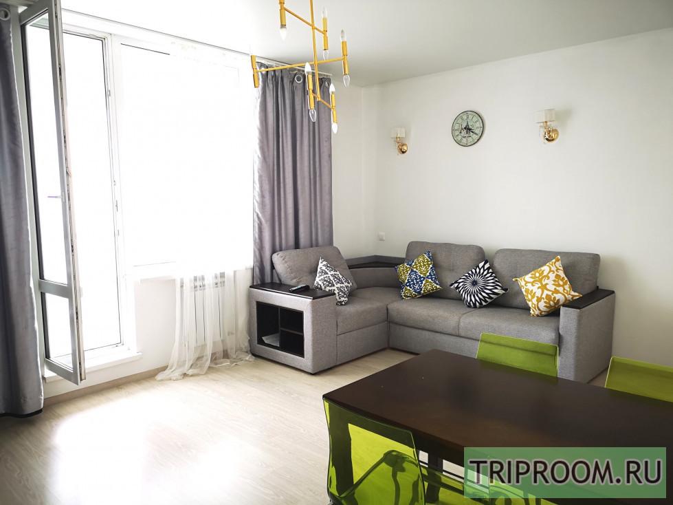 1-комнатная квартира посуточно (вариант № 63096), ул. переулок некрасовский, фото № 2