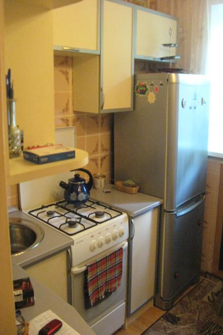 1-комнатная квартира посуточно (вариант № 2676), ул. Ворошилова улица, фото № 3