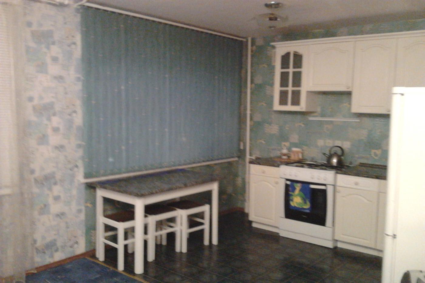 1-комнатная квартира посуточно (вариант № 3445), ул. Невская улица, фото № 5