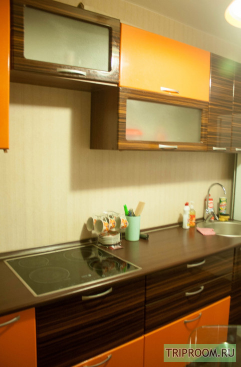 1-комнатная квартира посуточно (вариант № 34586), ул. Комсомольский проспект, фото № 4