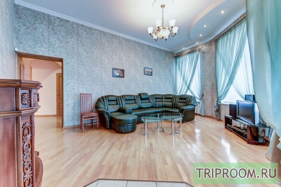 4-комнатная квартира посуточно (вариант № 55589), ул. Невский проспект, фото № 22
