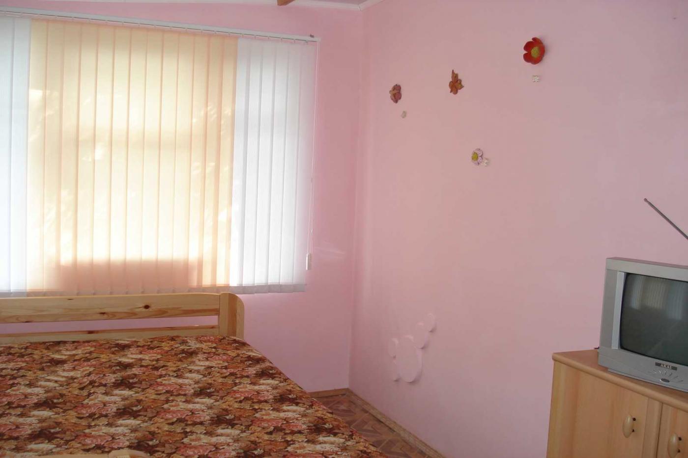 2-комнатная квартира посуточно (вариант № 876), ул. Кастрополь, ул. Кипарисная улица, фото № 15